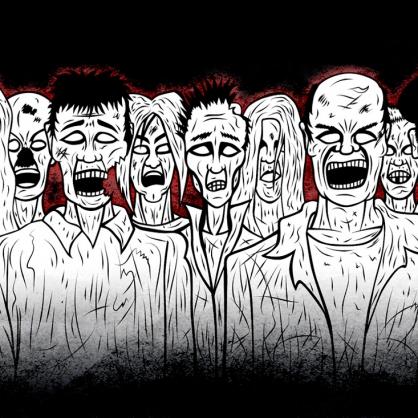 00-io-e-gli-zombie-illustration