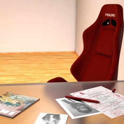 Freakaro desk chair 2